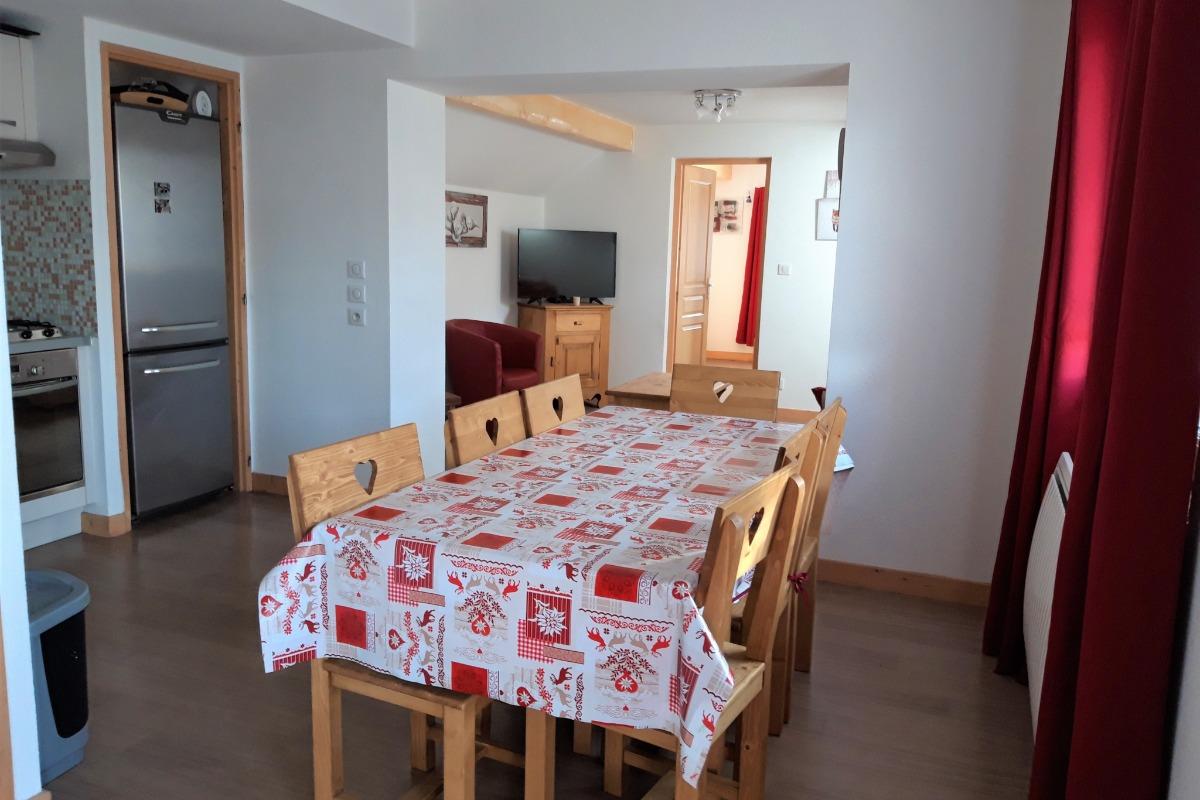 Extérieur chalet - Nid Douillet - Albiez  - Location de vacances - Albiez-Montrond