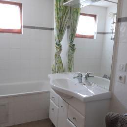 Chambre 1 - Nid Douillet - Albiez - Location de vacances - Albiez-Montrond