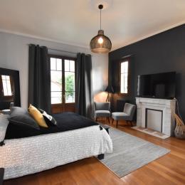 chambre Aix-les-Bains - Chambre d'hôtes - Aix-les-Bains