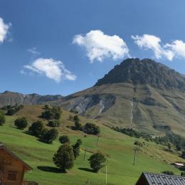 - Location de vacances - Albiez-Montrond