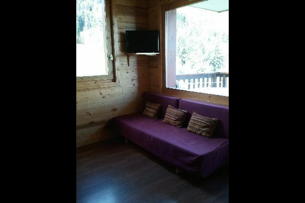Appartement à Valmorel - Coin salon - Location de vacances - Valmorel