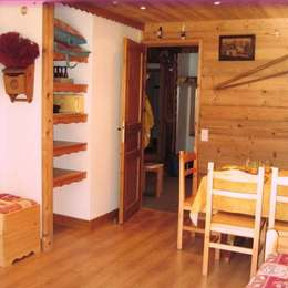 Bel appartement 6/8 personnes donnant sur la piste - Bourg Morel Valmorel - Location de vacances - Valmorel