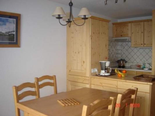 Appartement Valmorel - cuisine - Location de vacances - Valmorel