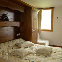 Appartement Valmorel - salon - Location de vacances - Valmorel