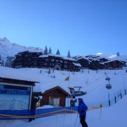 Location appartement au coeur du bourg de Valmorel (Savoie-Alpes du Nord) - Location de vacances - Valmorel