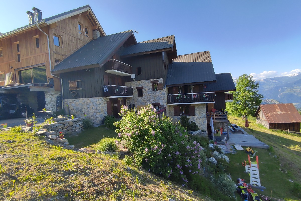 Le séjour - Location de vacances - Valmorel