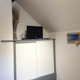 La chambre double - Location de vacances - Valmorel