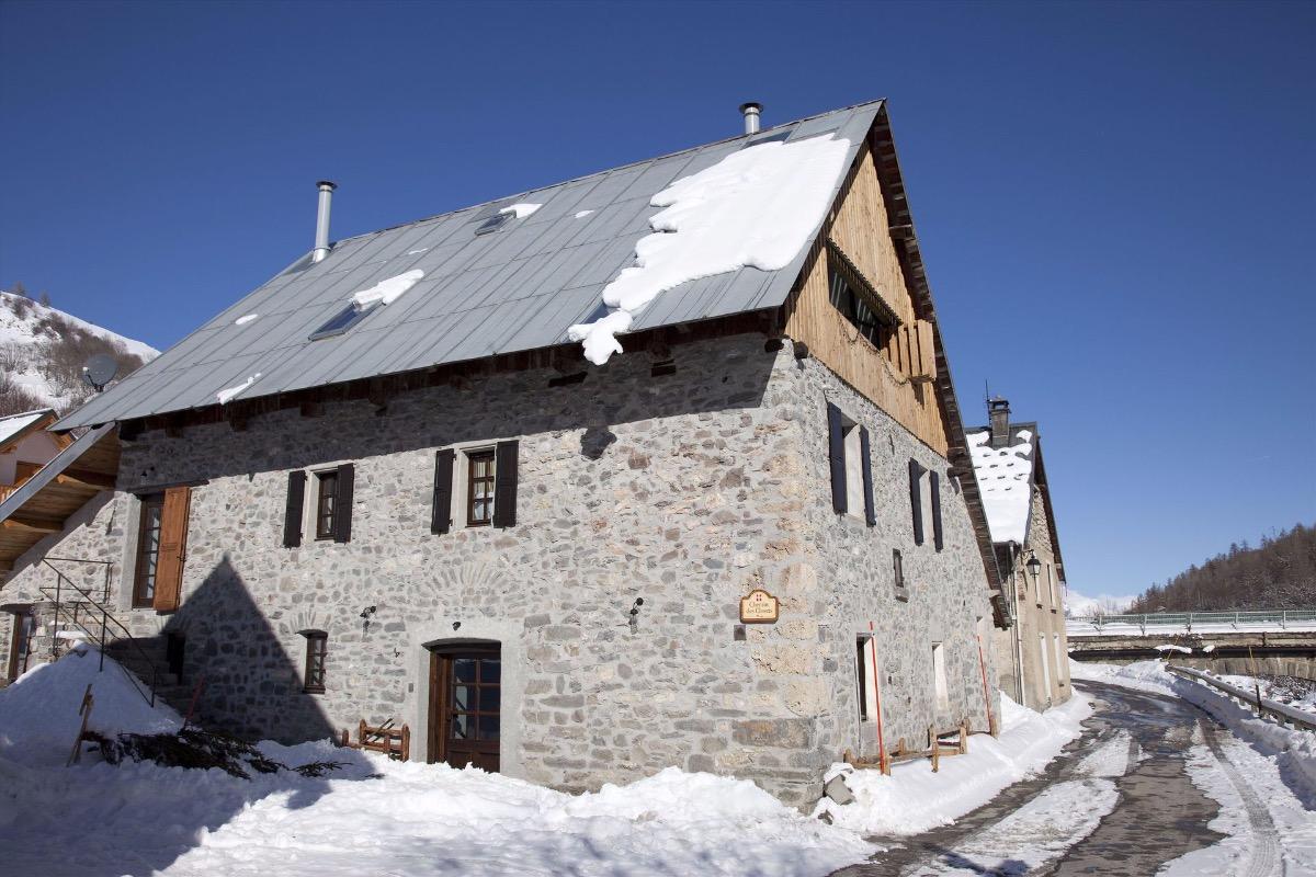 Chalet de l'extérieur - Location de vacances - Valloire