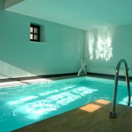 Piscine intérieur (et spa + sauna) - Location de vacances - Valloire