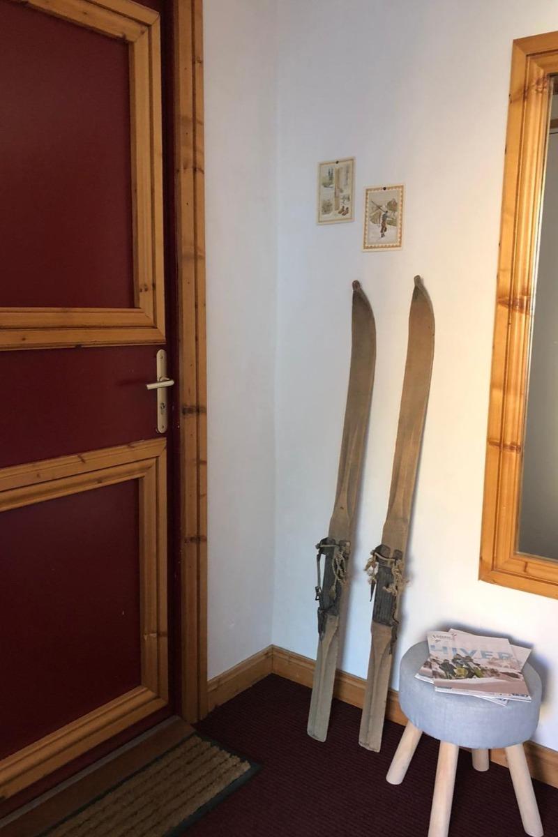 coin salon lumineux - Location de vacances - Valloire