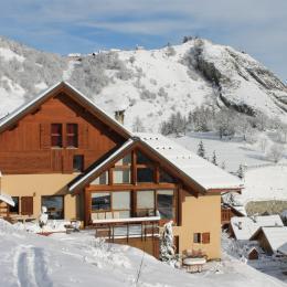 Appartement dans très beau chalet : départ skis aux pieds - Valloire (Savoie) ! - Location de vacances - Valloire