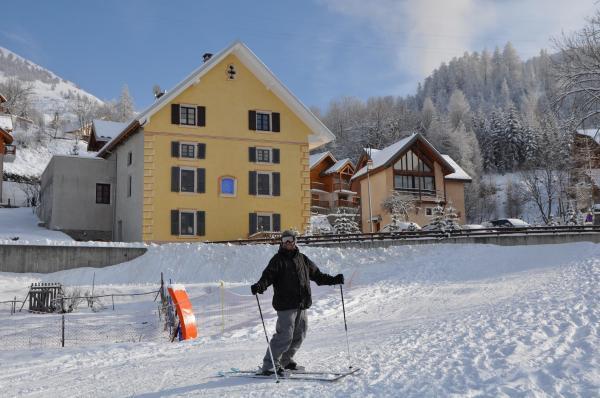 Location au centre du village - Départ skis aux pieds - Location de vacances - Valloire