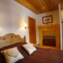 Chambre 1 - Location de vacances - Valloire