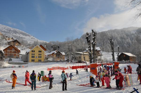 Appartement situé au centre du village, départ skis aux pieds - Location de vacances - Valloire