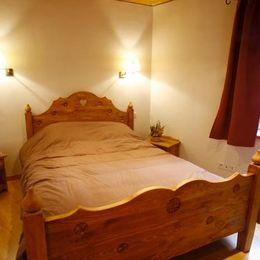 Chambre - Location de vacances - Valloire