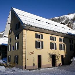 Maison située au centre de Valloire - Location de vacances - Valloire
