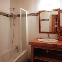 Salle de bains - Location de vacances - Valloire