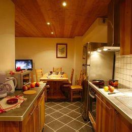 Coin cuisine - Location de vacances - Valloire