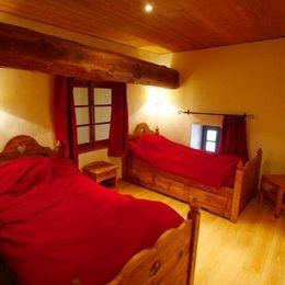 Chambre 5 - Location de vacances - Valloire