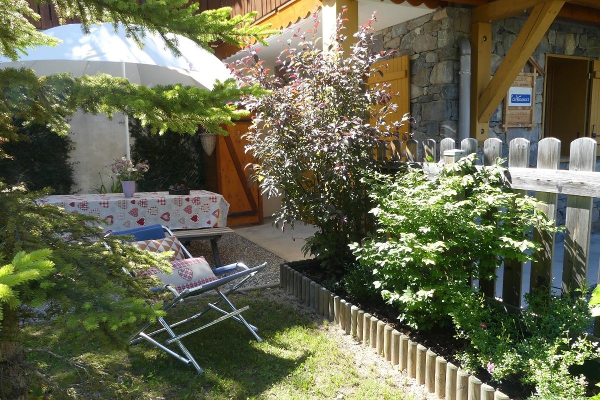 Appartement situé à 1km du village de Valloire Galibier en Savoie - Location de vacances - Valloire