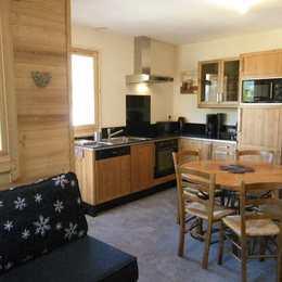 Superbe appartement pour 6 personnes dans chalet à Valloire (Savoie Mont Blanc) - Location de vacances - VALLOIRE