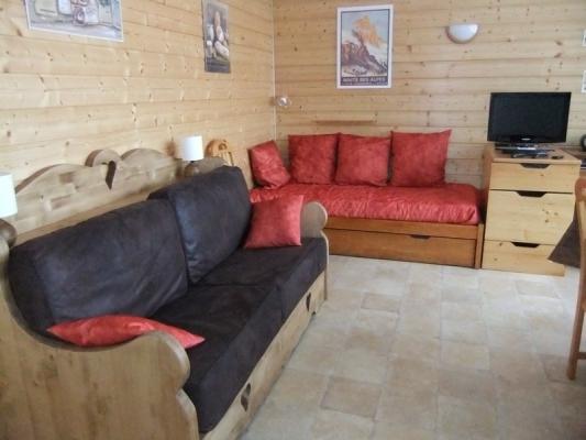 Studio dans résidence à Valloire - Location de vacances - Valloire