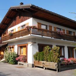 Location d'un appartement dans chalet à Megève - Location de vacances - Megève