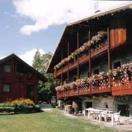 AYERES : Appartement dans chalet vue Mont Blanc proche Chamonix - Location de vacances - Passy