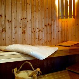 Le Sauna - Chambre d'hôtes - Ville-en-Sallaz