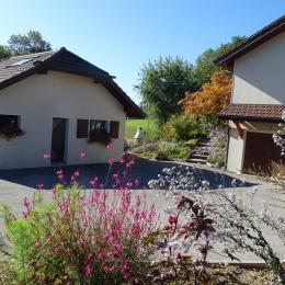 Maison indépendante pour 6 pers.à 10km d'Annecy en Haute-Savoie - Location de vacances - Charvonnex
