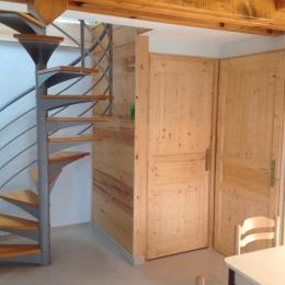 mezzanine2 - Location de vacances - Charvonnex