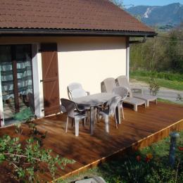 Cuisine - Location de vacances - Charvonnex