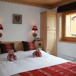 Salon - Location de vacances - Praz-sur-Arly