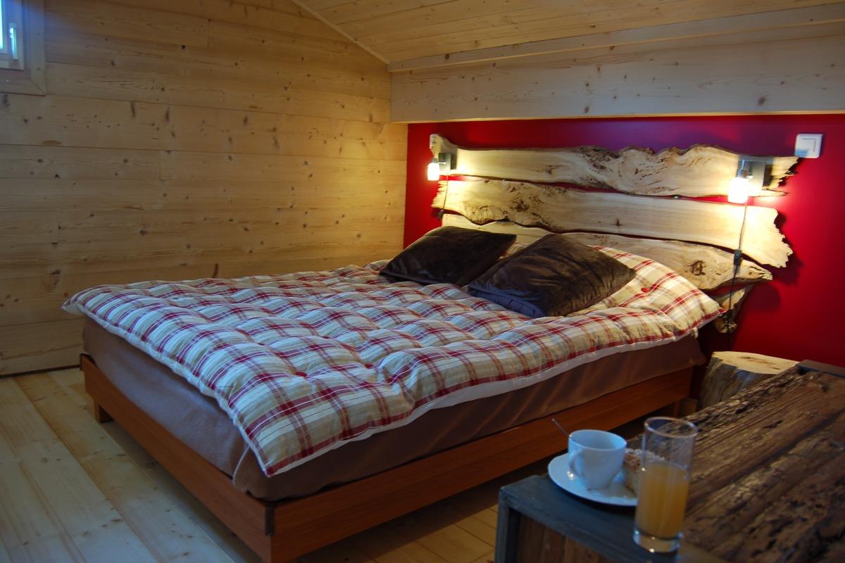 chambre etage  - Location de vacances - Saint-Paul-en-Chablais