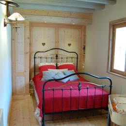 chambre rez  - Location de vacances - Saint-Paul-en-Chablais
