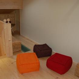 espace détente enfants - Location de vacances - Saint-Paul-en-Chablais