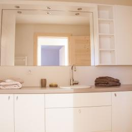 Salon et salle à manger - Location de vacances - Faverges-Seythenex