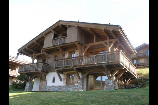 Chalet à Megève avec spa vue superbe - Location de vacances - Megève