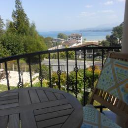 terrasse privative - Chambre d'hôtes - Excenevex