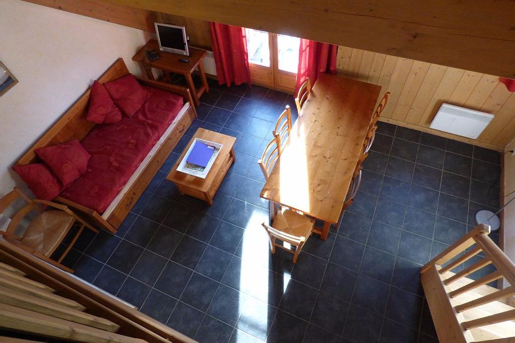 Pièce de vie - Appartement spacieux à St Gervais : ski, montagne et thermes - Location de vacances - Saint Gervais