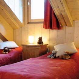 chambre enfants - Location de vacances - Saint Gervais