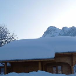 Location d'un chalet mitoyen à Bernex - Location de vacances - Bernex