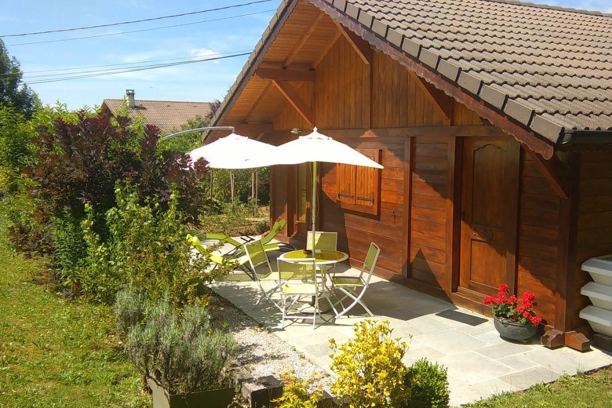 Chalet Amancy 1 km de La Roche sur Foron, entre Annecy et Genève et ...