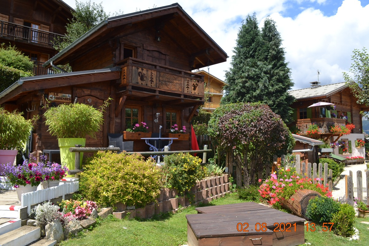 vue générale - Location de vacances - Saint-Gervais-les-Bains