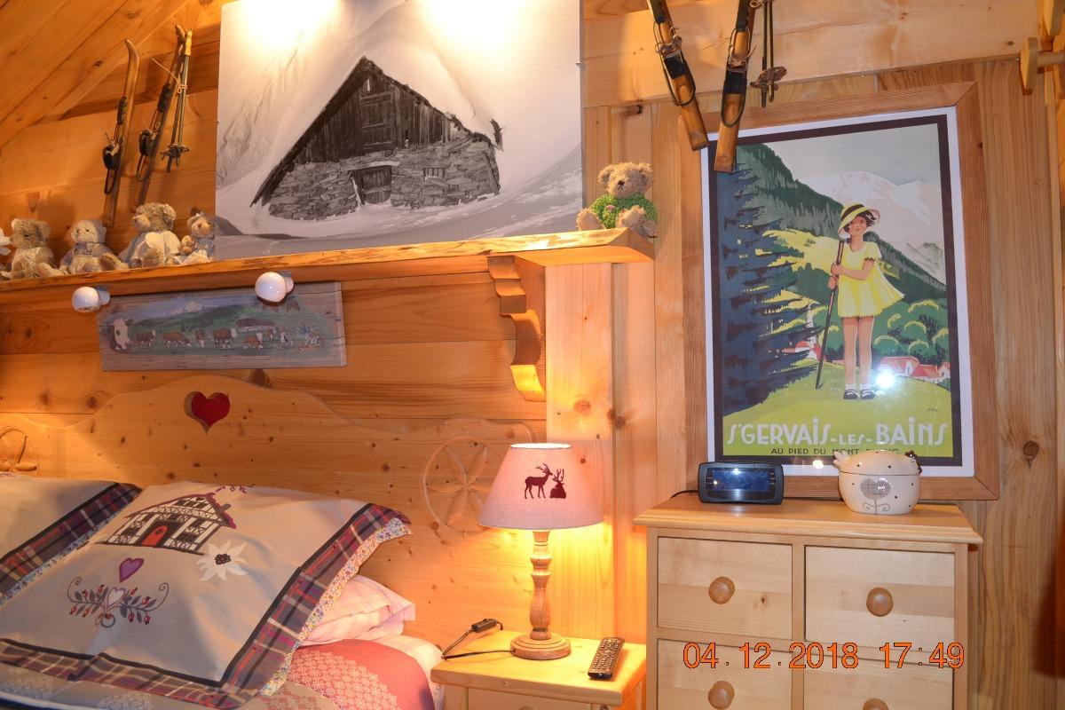 coin cuisine - Location de vacances - Saint-Gervais-les-Bains