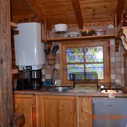 coin séjour - Location de vacances - Saint-Gervais-les-Bains