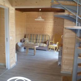 la chambre étage - Location de vacances - Charvonnex