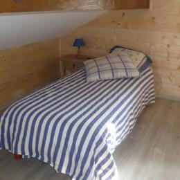 la chambre du rez - Location de vacances - Charvonnex