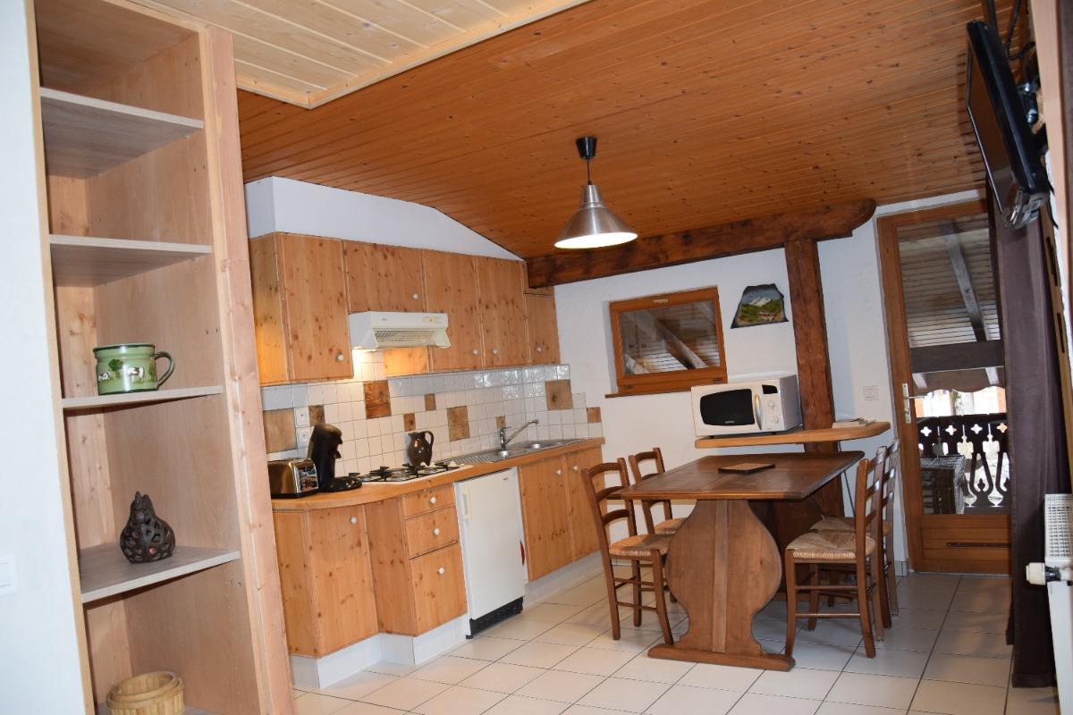 cuisine  - Location de vacances - Saint-Paul-en-Chablais