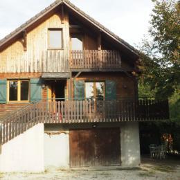 Le chalet des galopes - Location de vacances - Mésigny
